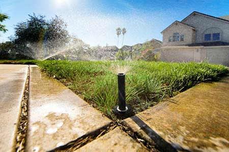 Sprinkler System Winterization